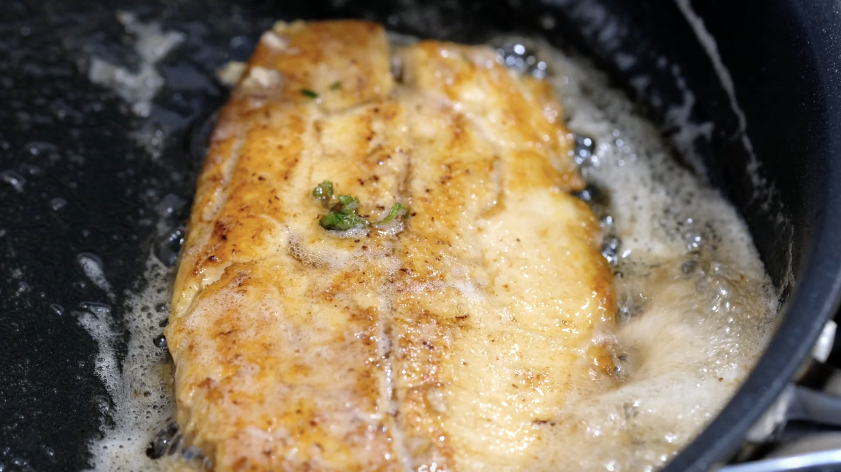 Fried Rainbow Trout – With Chef Chris Pyne