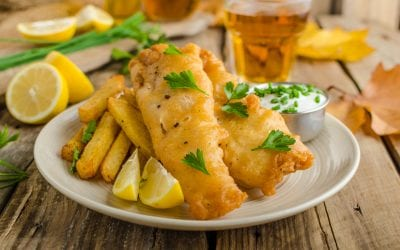 Beer Battered Trout Recipe